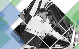 Yhdistelmäajoneuvonkuljettaja Oppisopimus